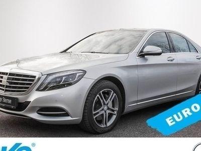 gebraucht Mercedes S350 d 4M Burmester*Comand*Distronic*LED ILS*