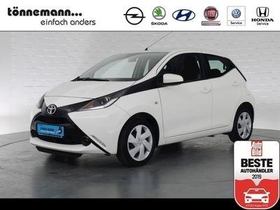 gebraucht Toyota Aygo Lim. X-Play, Klimaanlage, Elektr. Fensterheber, Ze