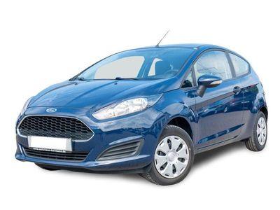 gebraucht Ford Fiesta 1.2 Benzin