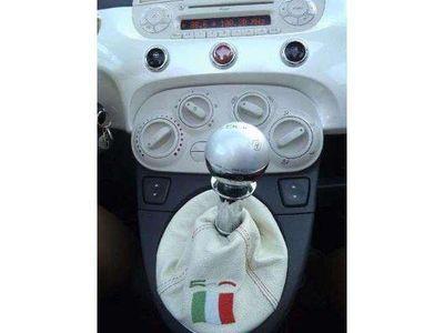 gebraucht Fiat 500 1,2 S