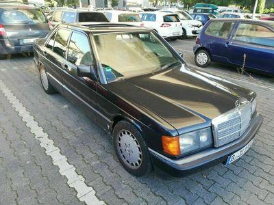 gebraucht Mercedes 190 2.3 W201