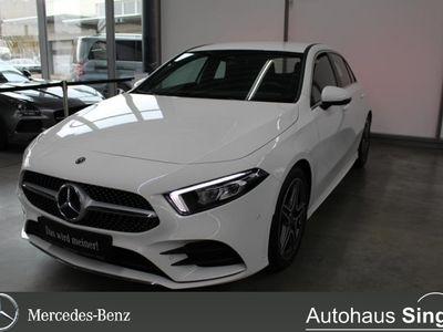 gebraucht Mercedes A200 AMG Distronic LED Kamera PDC