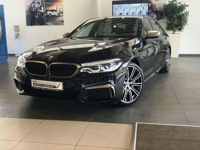used BMW M550 d xDrive Navi HUD GSD 20''LM H&K Sound KFSitz