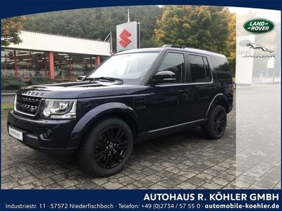 gebraucht Land Rover Discovery SDV6 SE BLACK-PACK, 7-SITZER, SD