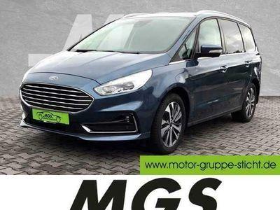 gebraucht Ford Galaxy 2.0 EcoBlue TITANIUM #KLIMA #NAVI Gebrauchtwagen, bei MGS Motor Gruppe Sticht GmbH & Co. KG