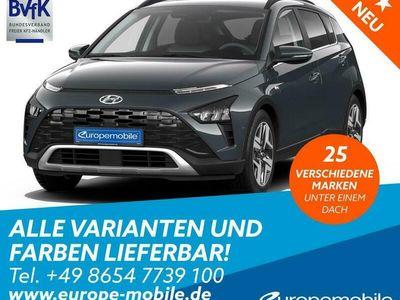 gebraucht Hyundai Bayon Smart (D4) 1.0 T-GDI 120 MHEV