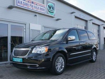 gebraucht Chrysler Grand Voyager Town & Country 3.6L V6*Kam.*PDC*S-Dach*Navi*TOP!