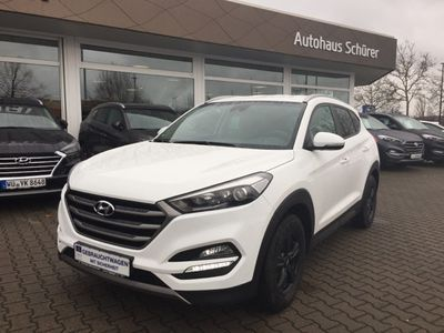 käytetty Hyundai Tucson 1.6 T-GDi DCT Intro Edition 4WD