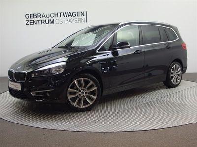 gebraucht BMW 218 Gran Tourer d Sport-Aut. Luxury Line LED+Navi