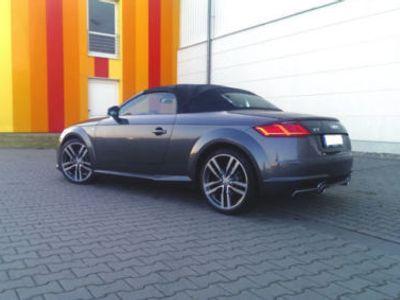 gebraucht Audi TT Roadster Ultra 8S S-Line, Navi, Xenon, Leder