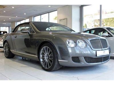 gebraucht Bentley Continental GTC Speed 1.HD/DT/nur 21tKM/WIE NEU!