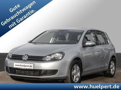 gebraucht VW Golf VI Golf VI 1.6 TDI DPF SCHIEBEDACH KLIMA