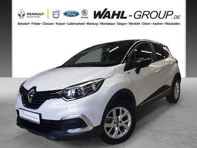 gebraucht Renault Captur Capturrairbag ESP SERVO Limited DAB