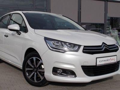 used Citroën C4 BlueHDi 120 Stop&Start Selection * NAVI * Sitzheizung *