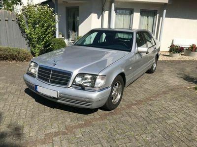 gebraucht Mercedes S300 Turbodiesel 130KW XENON/LEDER/SOFT-CLOSE