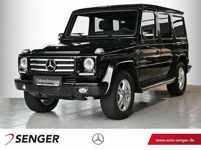 gebraucht Mercedes G350 BT bei Gebrachtwagen.expert