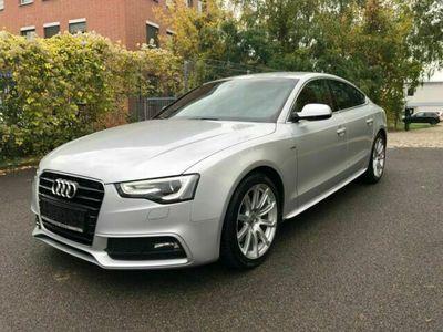 gebraucht Audi A5 2.0 TFSI multitr./Sportback/Xenon/2x S-Line