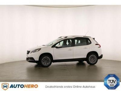 gebraucht Peugeot 2008 1.2 VTi Active*PDC*SHZ*NSW*MFL*KLIMA*
