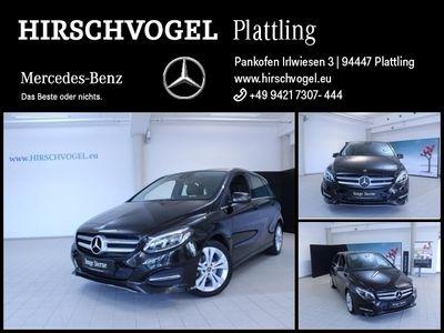 gebraucht Mercedes B180 Urban+AHK+Navi+LED+PDC+SHZ+Licht-&Sicht-P.