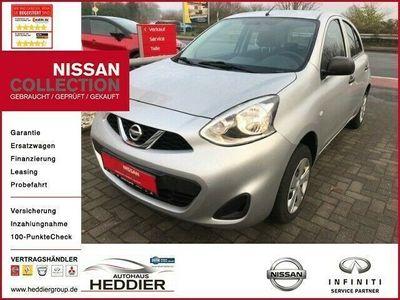gebraucht Nissan Micra Visia First * KLIMA * RADIO/CD