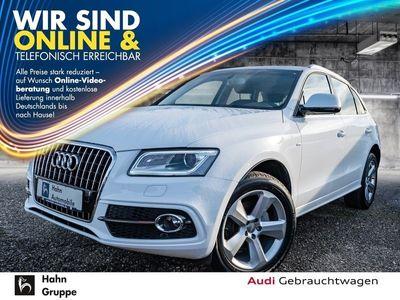 gebraucht Audi Q5 2.0TDI EU6 qu Xen Navi Sitzh Keyless-Entry PDC