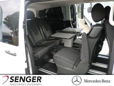 gebraucht Mercedes V250 V-Klassed Marco Polo Activity 250d 4M+LED+NAVI