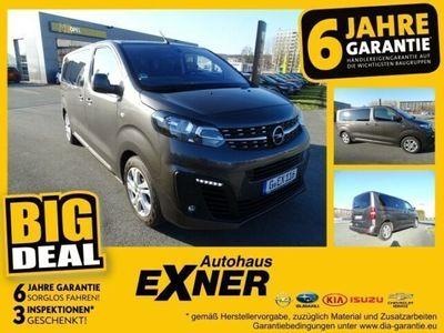 gebraucht Opel Zafira Life M 1,5 Selection St/St 180° Kamera DAB+