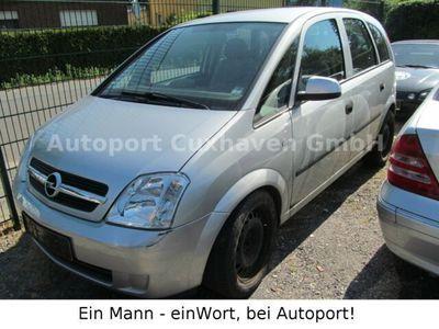 gebraucht Opel Meriva Enjoy Automatik