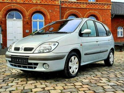 gebraucht Renault Scénic 2.0 16V Automatik Motor läuft unruhig + kein Kat