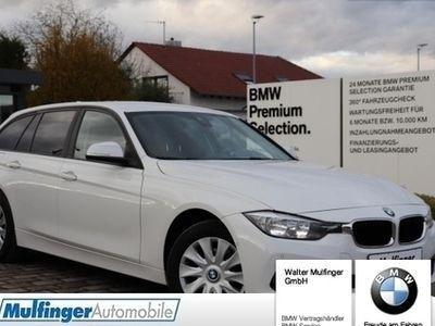 gebraucht BMW 320 d T.xDr.Sp-A.DrvAs.Sportsitz.HUD Navi Har/Kar