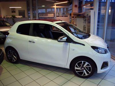 gebraucht Peugeot 108 TOP Allure