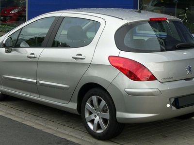 gebraucht Peugeot 308 Sport, Sportpaket,TÜV NEU,90.000km,Klima