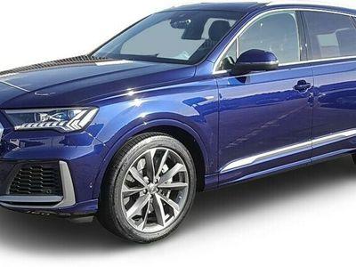 gebraucht Audi Q7 55 TFSI e qu. tiptr. S line - NAVI,MATRIX,ACC
