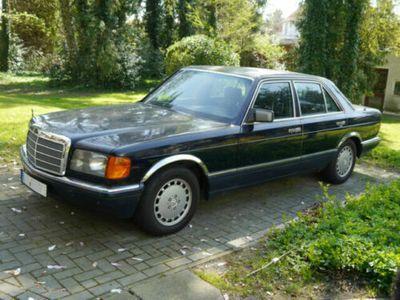 używany Mercedes 500 SE
