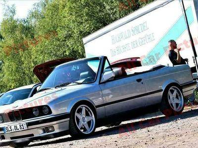 gebraucht BMW 320 Cabriolet e30