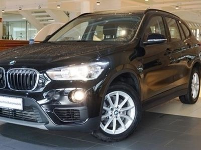 gebraucht BMW X1 sDrive20i Advantage Steptronic DCT Navi, ISOFIX