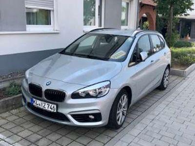 gebraucht BMW 218 Sport Line