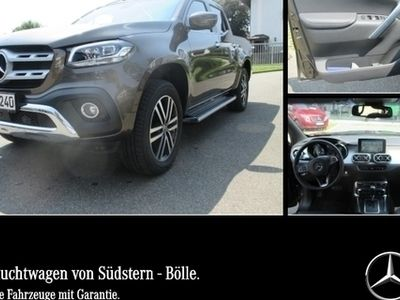 used Mercedes X250 d POWER EDITION 4MATIC COMA+LED+360°+ROLLO