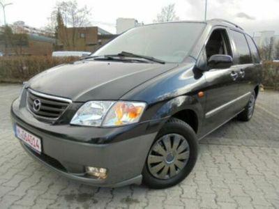 gebraucht Mazda MPV 2.0 16V Comfort Klima 7 Sitzer