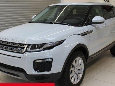 gebraucht Land Rover Range Rover evoque Si4 SkyView WINTERPAKET BUSIN