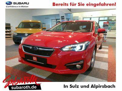 gebraucht Subaru Impreza 2.0i Exclusive Allrad Navi EyeSight LED Autom./BC