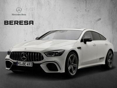 gebraucht Mercedes AMG GT 63 4M+ Perf. Sitze HUD Distro. Burmester