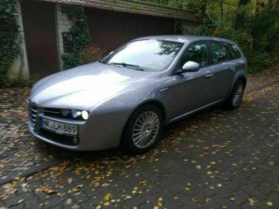 gebraucht Alfa Romeo 159 Sportwagon 2.0 JTDM 16V DPF Turismo als Kombi in Schwarmstedt