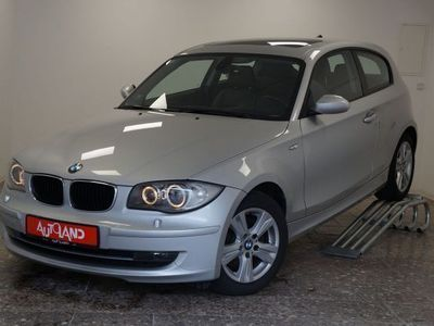 gebraucht BMW 120 i Automatik XENON LEDER KLIMA TEMPOM. SHZ ALU
