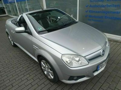 gebraucht Opel Tigra Twin Top 1.4 Edition Klima Alu