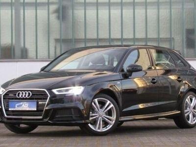 gebraucht Audi A3 Sportback 40 TFSI quattro sport|1,99% Finanz|
