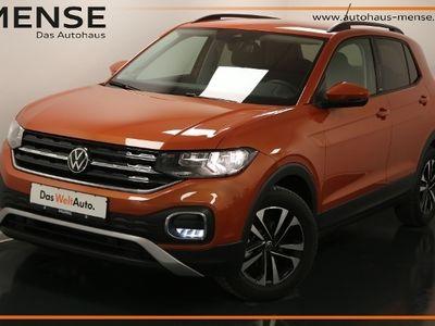 gebraucht VW T-Cross - 1.0 TSI Life ACC Sitzhzg LightAssist