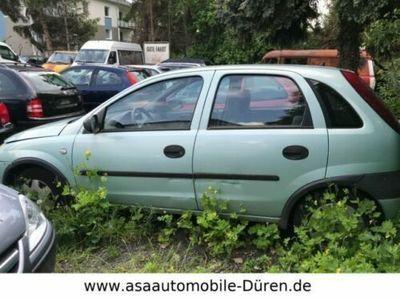 gebraucht Opel Corsa 1.2 16V Njoy