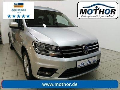 gebraucht VW Caddy Maxi 1.4 TSI DSG Comfortline