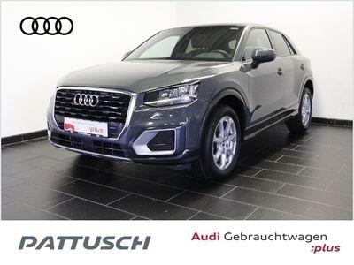 gebraucht Audi Q2 Design 1.6 TDI Navi DAB Panoramadach ACC